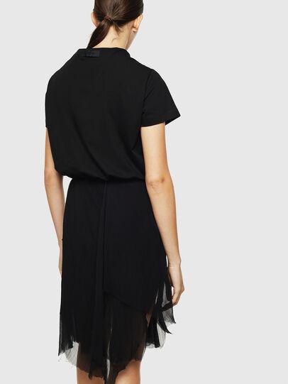 Diesel - D-CERYL-B, Black - Dresses - Image 2