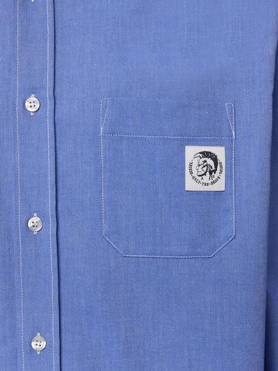 Diesel - S-JAMES, Blue - Shirts - Image 3