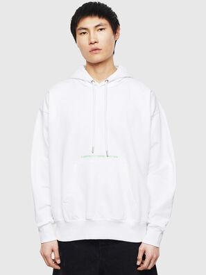 S-ALBY-S2, White - Sweatshirts