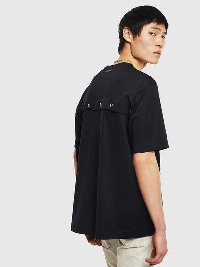 Diesel - T-TIGE, Black - T-Shirts - Image 2