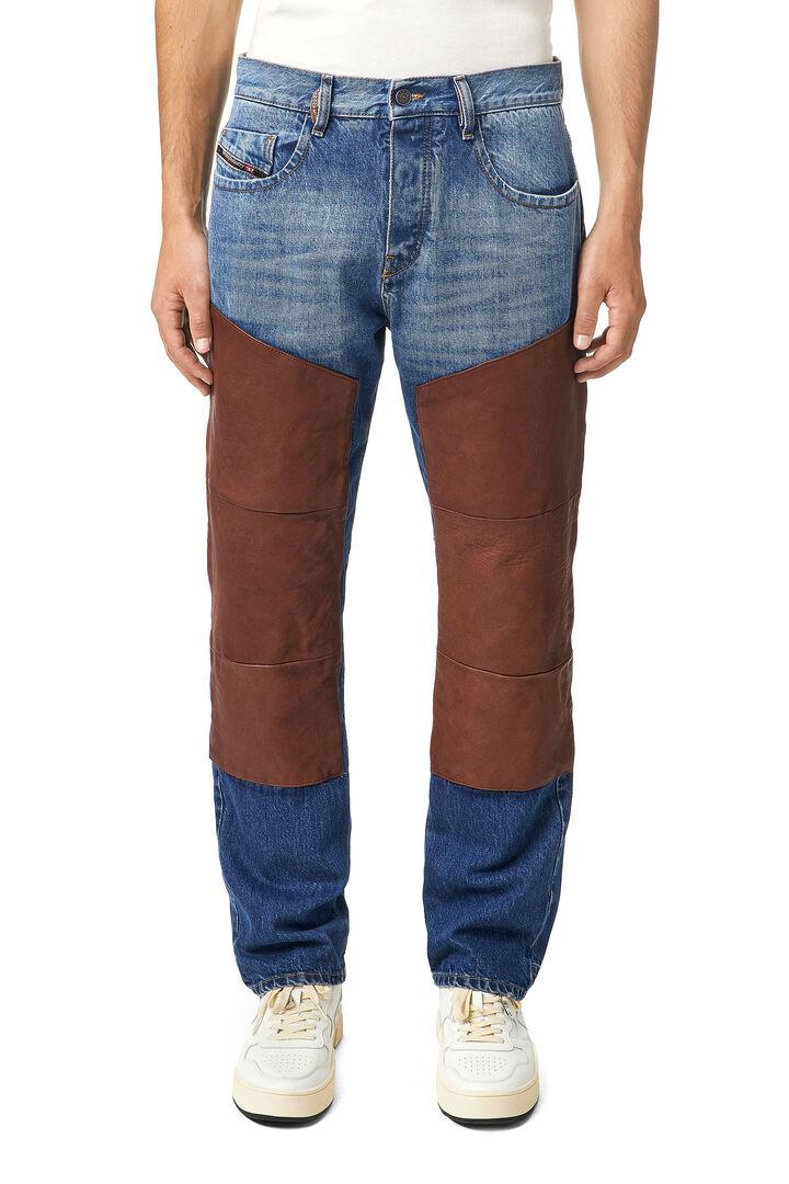 D-Viker Straight Jeans 0KDAV,