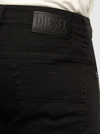 Diesel - Thommer Slim Jeans 0688H, Black/Dark Grey - Jeans - Image 5