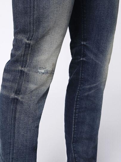 Diesel - Buster 0687U, Dark Blue - Jeans - Image 7