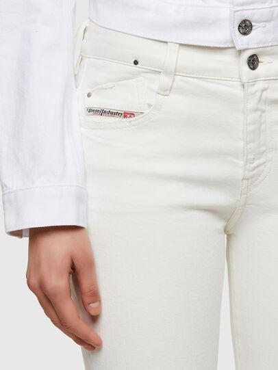 Diesel - D-Rifty Slim Jeans 009VU, White - Jeans - Image 3