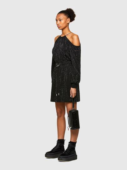 Diesel - D-ATENS, Black - Dresses - Image 5
