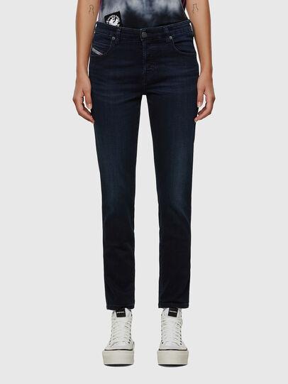 Diesel - Babhila Slim Jeans 009CS, Dark Blue - Jeans - Image 1