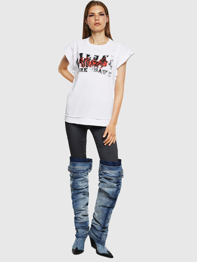 Diesel - T-JAIDA-A,  - T-Shirts - Image 4