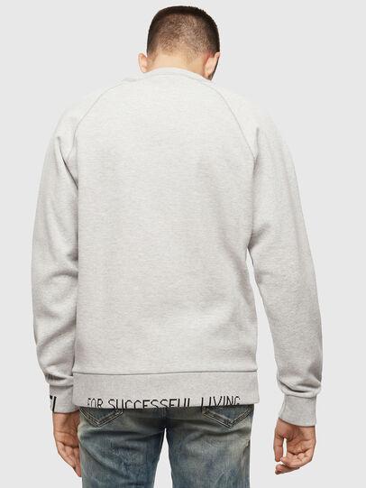 Diesel - S-KOBLER, Grey - Sweatshirts - Image 2