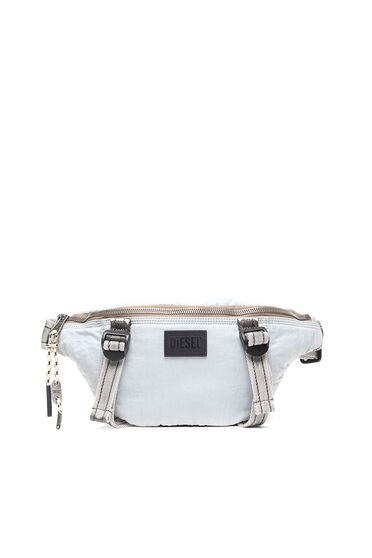 Belt bag in recycled nylon