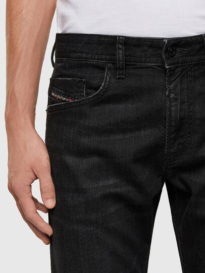 Diesel - Thommer Slim Jeans 069PW, Black/Dark Grey - Jeans - Image 3