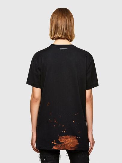 Diesel - T-AIRO, Black - T-Shirts - Image 2