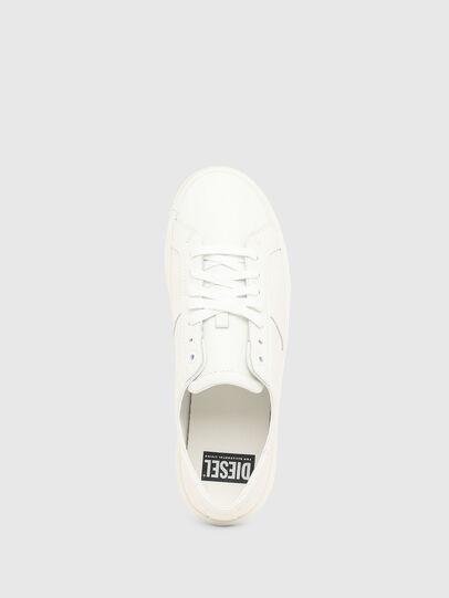 Diesel - S-MYDORI LC, Blanco - Sneakers - Image 5