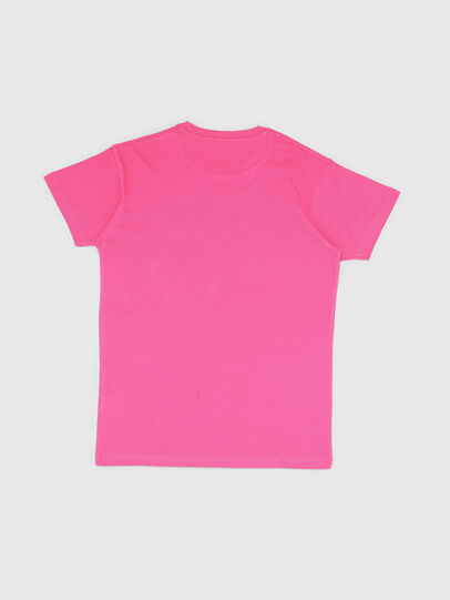 Diesel - TLUCAS MC, Pink - T-shirts and Tops - Image 2