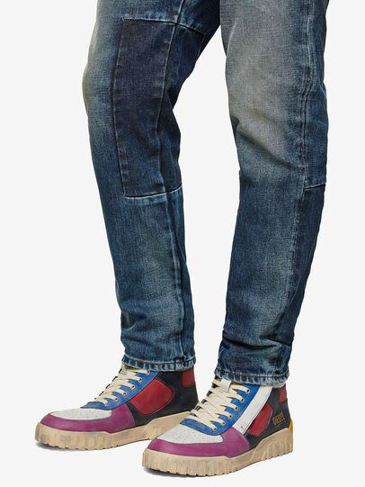 Diesel - D-Fining Jeans 009SV, Medium Blue - Jeans - Image 5