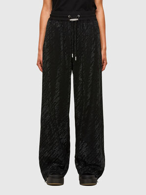 P-STRASS-F, Black - Pants
