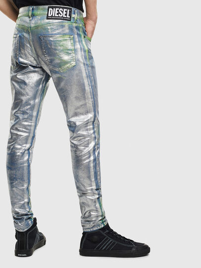 Diesel - D-Strukt 069LU, Medium Blue - Jeans - Image 2
