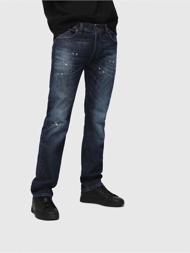 Safado C87AN, Dark Blue - Jeans