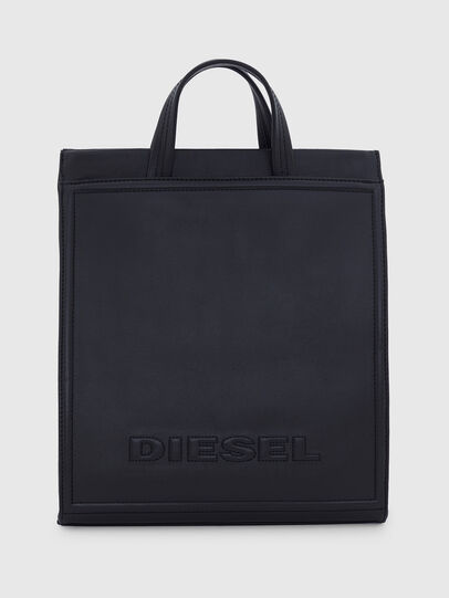 Diesel - AMETISTA, Black - Shopping and Shoulder Bags - Image 1