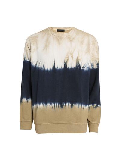 Diesel - FLOXY, Beige - Sweatshirts - Image 1