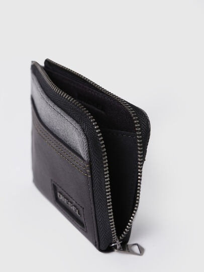 Diesel - PASS-ME, Gray/Black - Card cases - Image 3