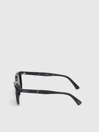 Diesel - DL0282, Black - Sunglasses - Image 3