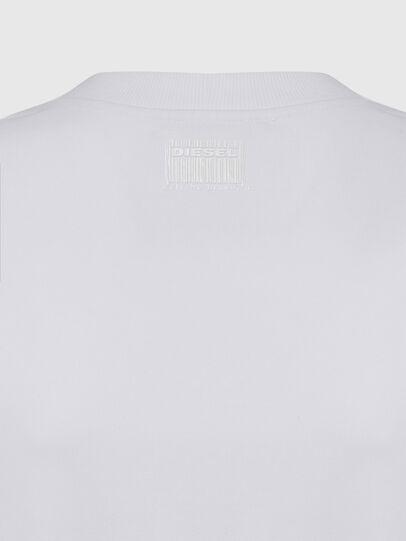 Diesel - F-GEORGIA, White - Sweatshirts - Image 7