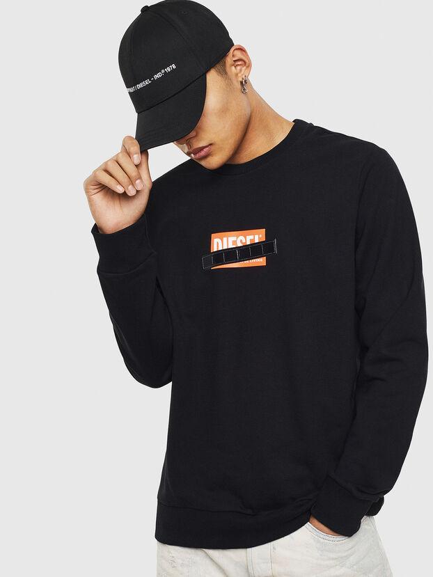 S-GIRK-S4, Black - Sweatshirts