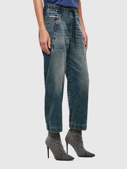 Diesel - Krailey Boyfriend JoggJeans® 069YG, Medium Blue - Jeans - Image 3