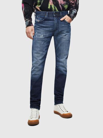 Diesel - Thommer 0095R, Medium Blue - Jeans - Image 1