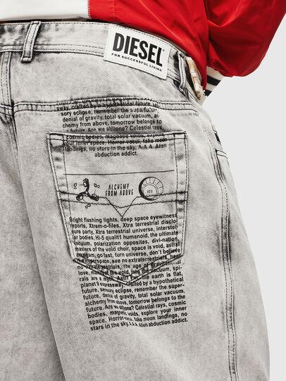 Diesel - D-WILLOH, Light Grey - Shorts - Image 3