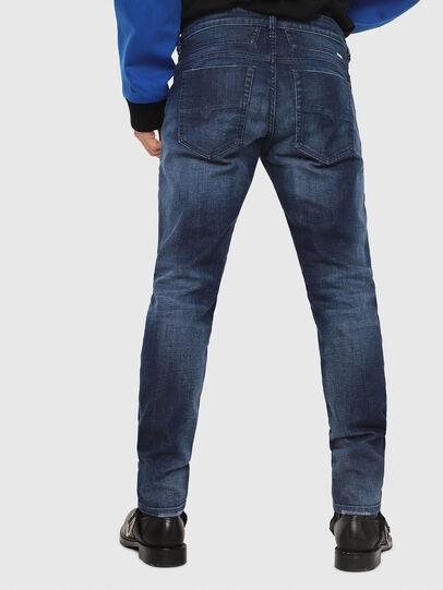 Diesel - D-Bazer 084GR, Dark Blue - Jeans - Image 2