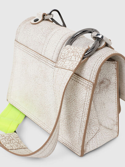 Diesel - MISS-MATCH CROSSBODY, White - Crossbody Bags - Image 5