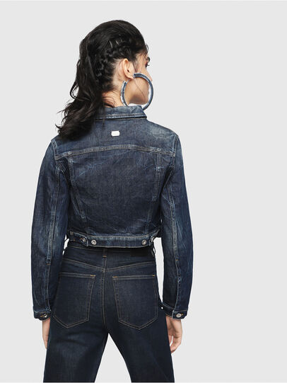Diesel - DE-BLONDY,  - Denim Jackets - Image 2
