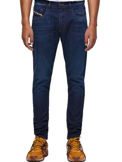 Diesel - D-Strukt Slim JoggJeans® 069WS, Dark Blue - Jeans - Image 1