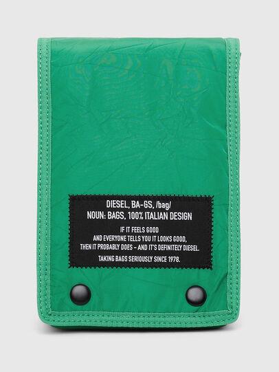 Diesel - ANKO, Green - Crossbody Bags - Image 1
