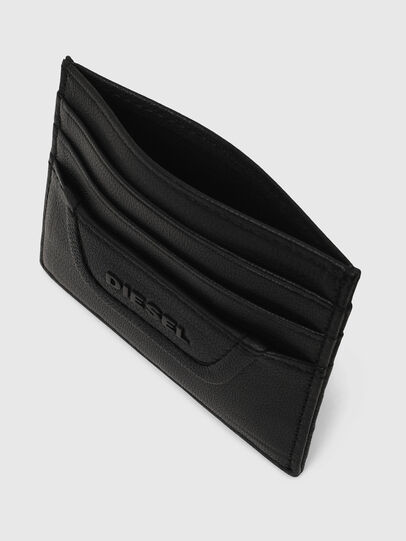 Diesel - JOHNAS II, Black - Small Wallets - Image 6