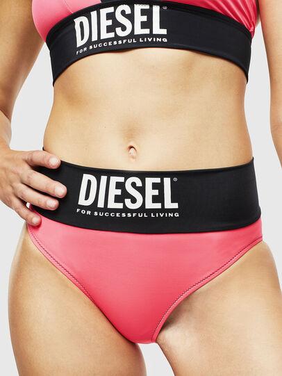 Diesel - BFPN-BEACHY, Pink/Black - Panties - Image 1