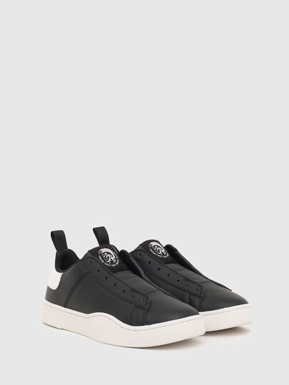 Diesel - S-CLEVER SO W, Black/White - Sneakers - Image 2