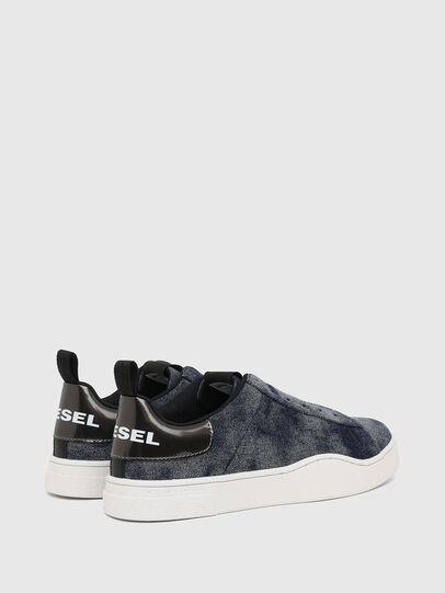 Diesel - S-CLEVER SO W, Blue - Sneakers - Image 3