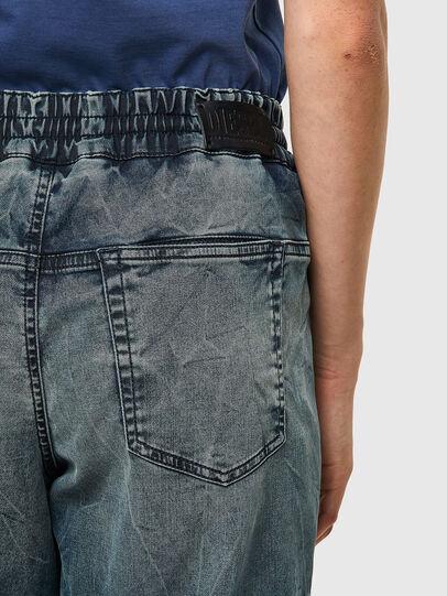 Diesel - Krailey Boyfriend JoggJeans® 069YG, Medium Blue - Jeans - Image 4