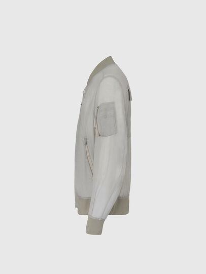 Diesel - J-DIASPRO, Light Grey - Jackets - Image 3