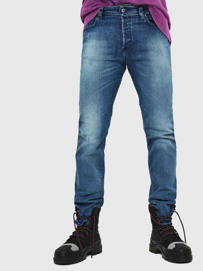 Diesel - Buster C84NV, Light Blue - Jeans - Image 1