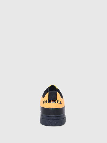 Diesel - S-CLEVER SO C, Black/Yellow - Sneakers - Image 5