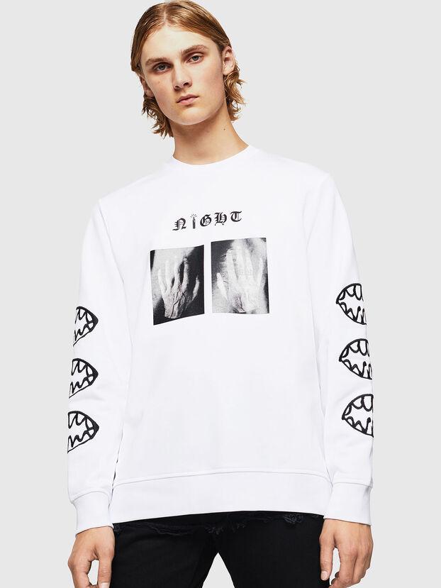 SNEILB-X1, White - Sweatshirts