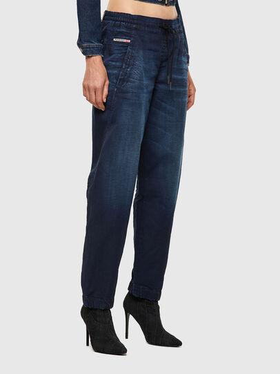 Diesel - Krailey Boyfriend JoggJeans® 069WS, Dark Blue - Jeans - Image 3