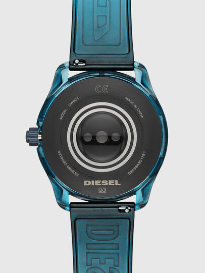 Diesel - DT2020, Blue - Smartwatches - Image 4