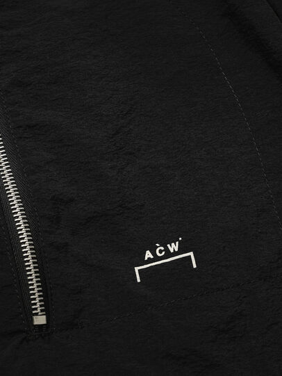 Diesel - ACW-JK03, Black - Denim Jackets - Image 5