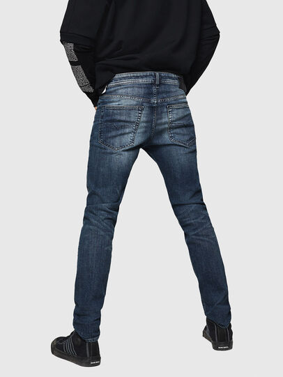 Diesel - Buster 084AS, Dark Blue - Jeans - Image 2