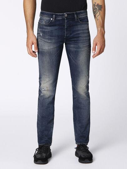 Diesel - Buster 0687U, Dark Blue - Jeans - Image 2