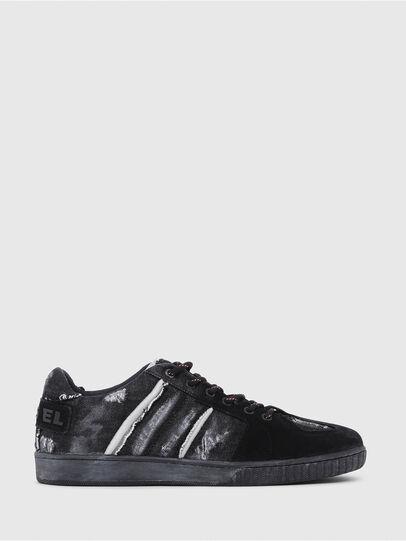 Diesel - S-MILLENIUM LC, Black - Sneakers - Image 1